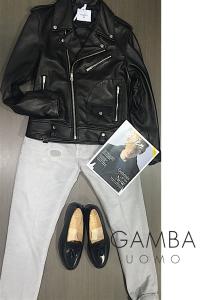 GAMBA UOMO _CollezioneP|E 2016